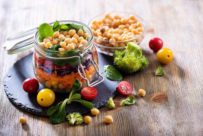 Régime végétalien : voyez les protéines différemment.
