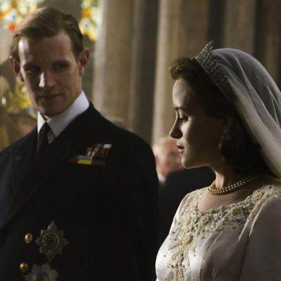 Le mariage de la reine Élisabeth II ne s'est pas aussi bien déroulé que dans la série.