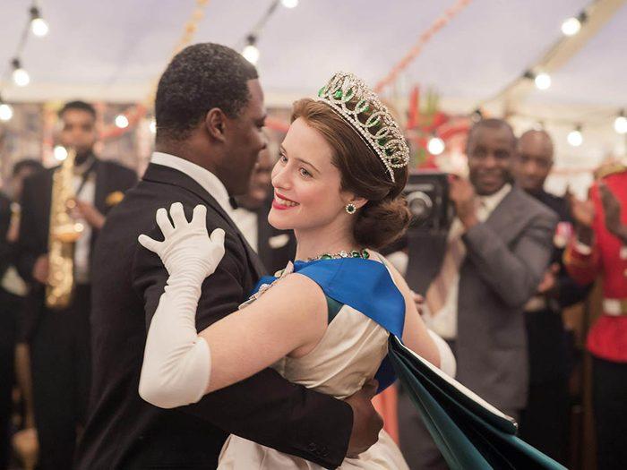 La visite de la reine Élisabeth II au Ghana n'a pas eu l'impact que l'on dit.