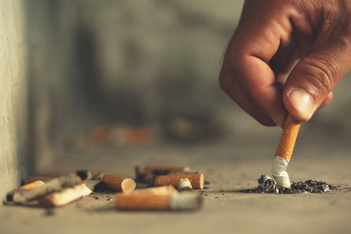En cas de ronflement, arrêtez de fumer.