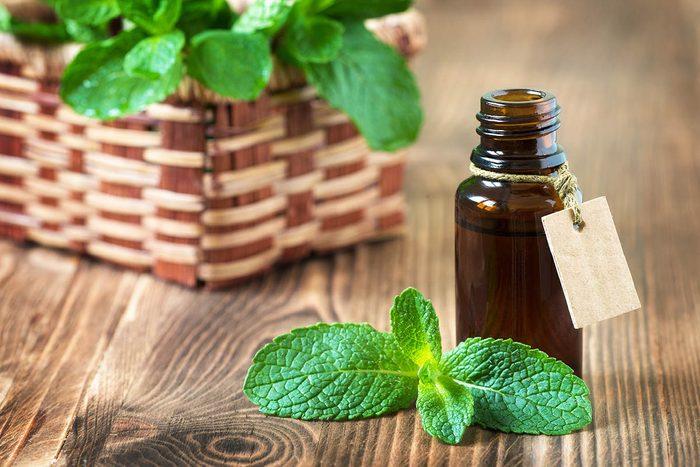 En cas de ronflement, utilisez des produits à base de menthe.