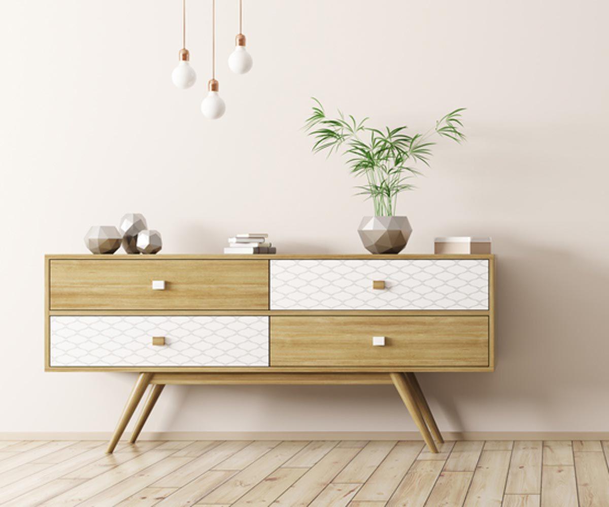 Signe astrologique : le Scorpion préfère un mobilier minimaliste.