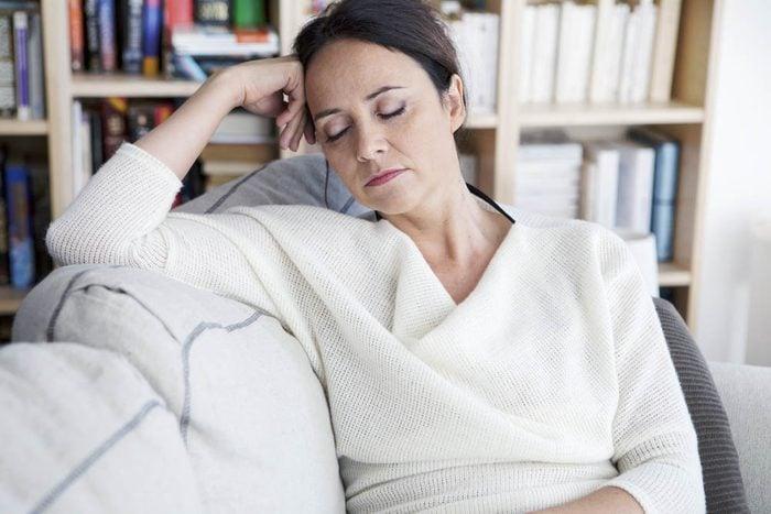 Signes de cancer méconnus : une fatigue persistante.