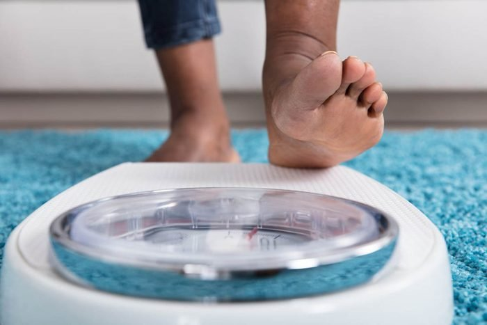 Signes de cancer méconnus : une perte de poids inexplicable.
