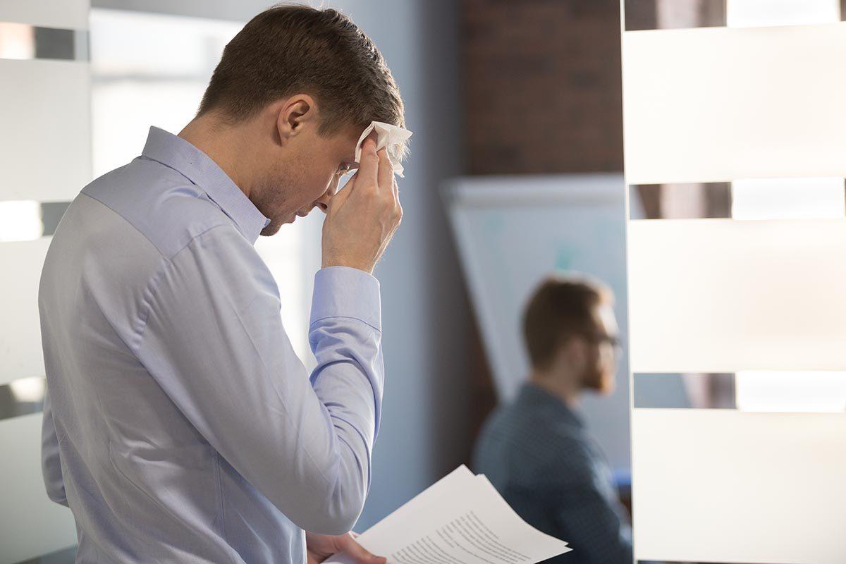 Stress et anxiété : sachez où vous situer sur le baromètre de l'inquiétude.