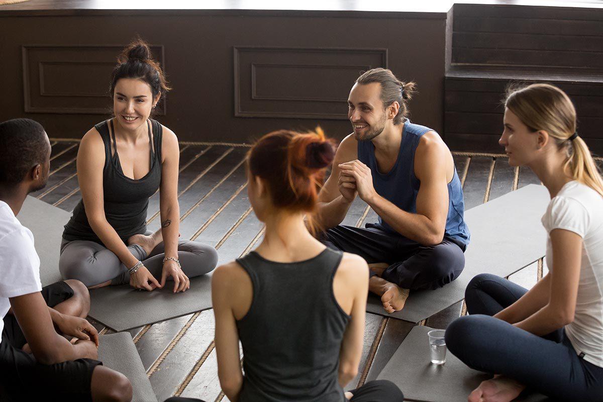 Stress et anxiété : la méditation a des effets positifs sur le long terme.