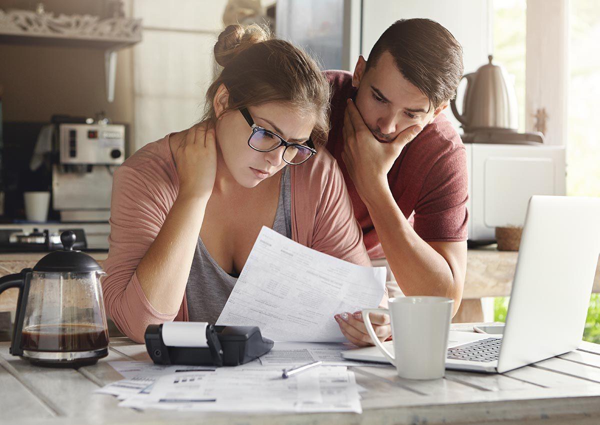 Stress et anxiété : la première source d'inquiétude est l'argent.