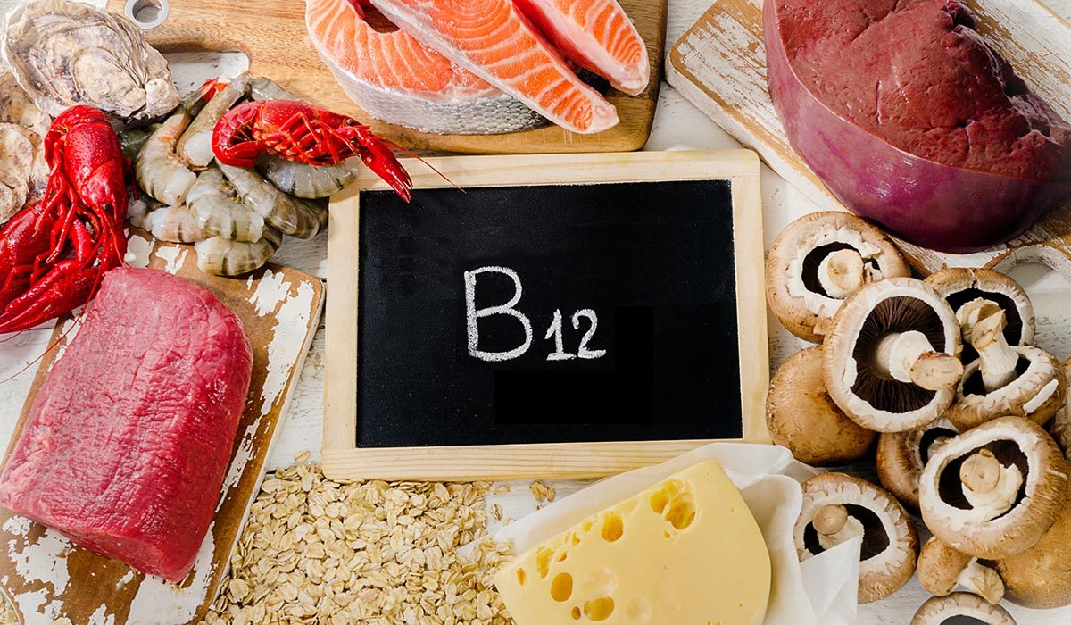 Le système immunitaire a besoin de vitamines B12.