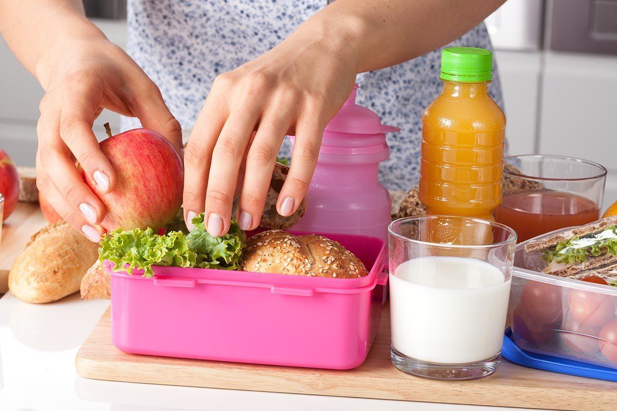 Le système immunitaire peut être affaibli par les contenants en plastique.