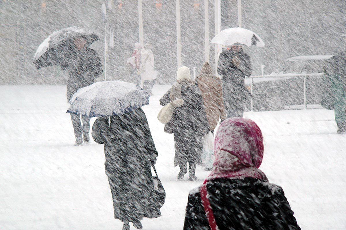 La tempête de neige d'avril 1975 est mémorable.
