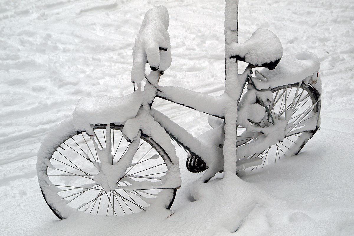 La tempête de neige d'avril 2003 est mémorable.