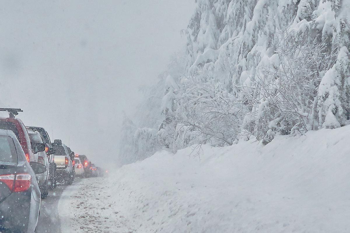La tempête de neige de décembre 1996 est mémorable.