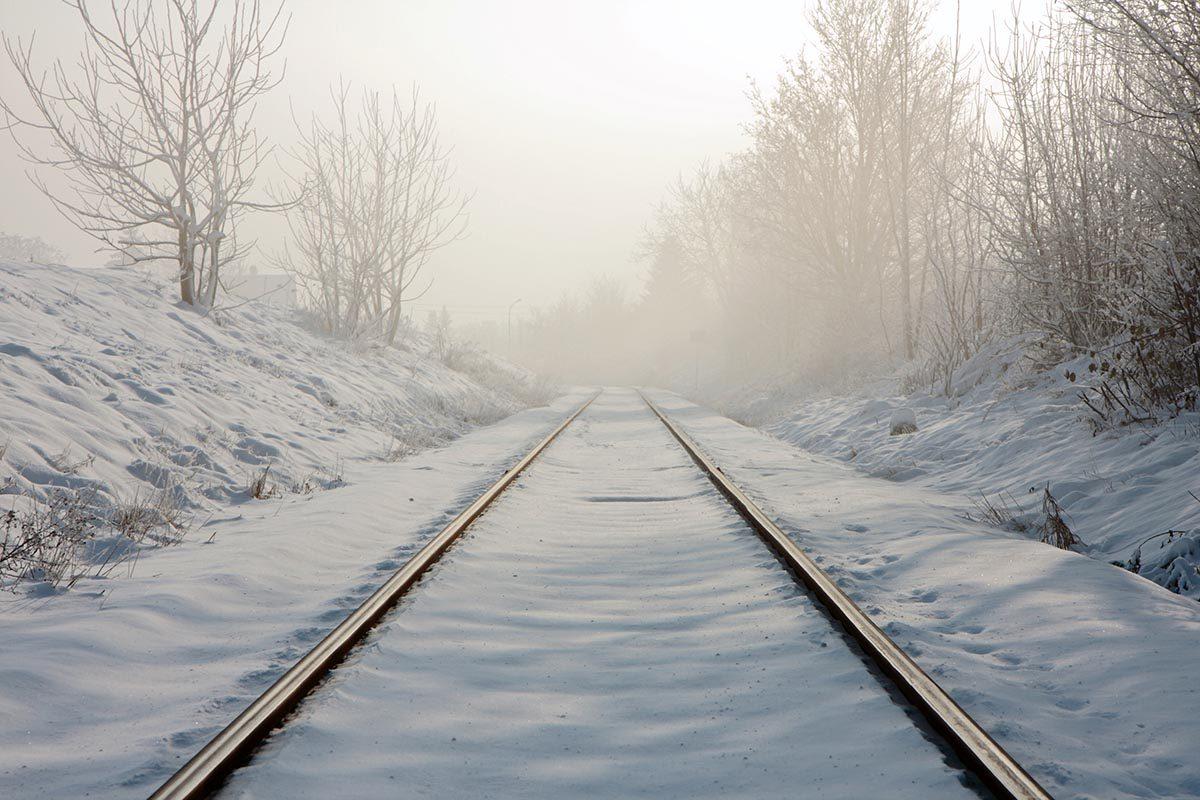 La tempête de neige de février 1947 est mémorable.