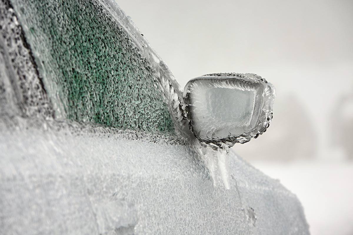 La tempête de neige de janvier 1998 est mémorable.