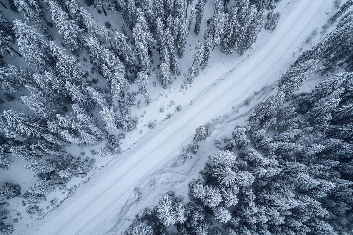 La tempête de neige de mars 1966 est mémorable.