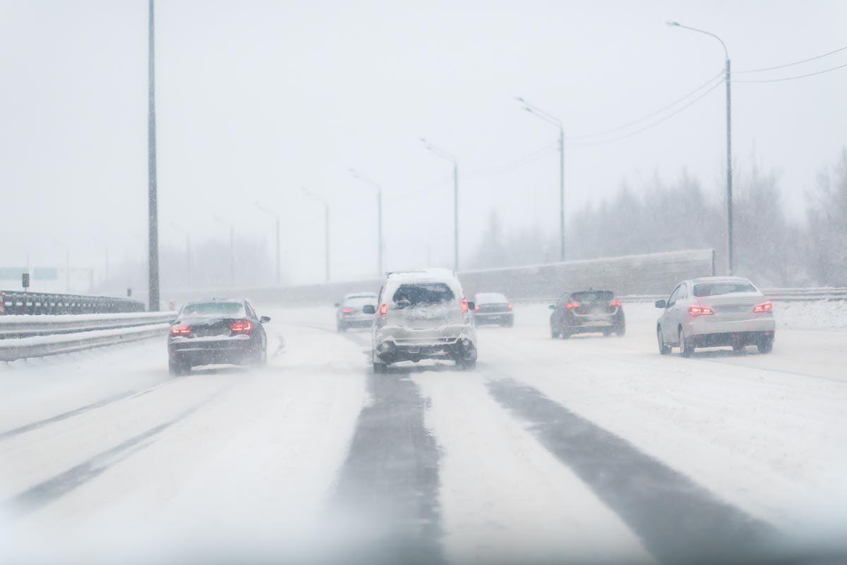 La tempête de neige de mars 2017 est mémorable.