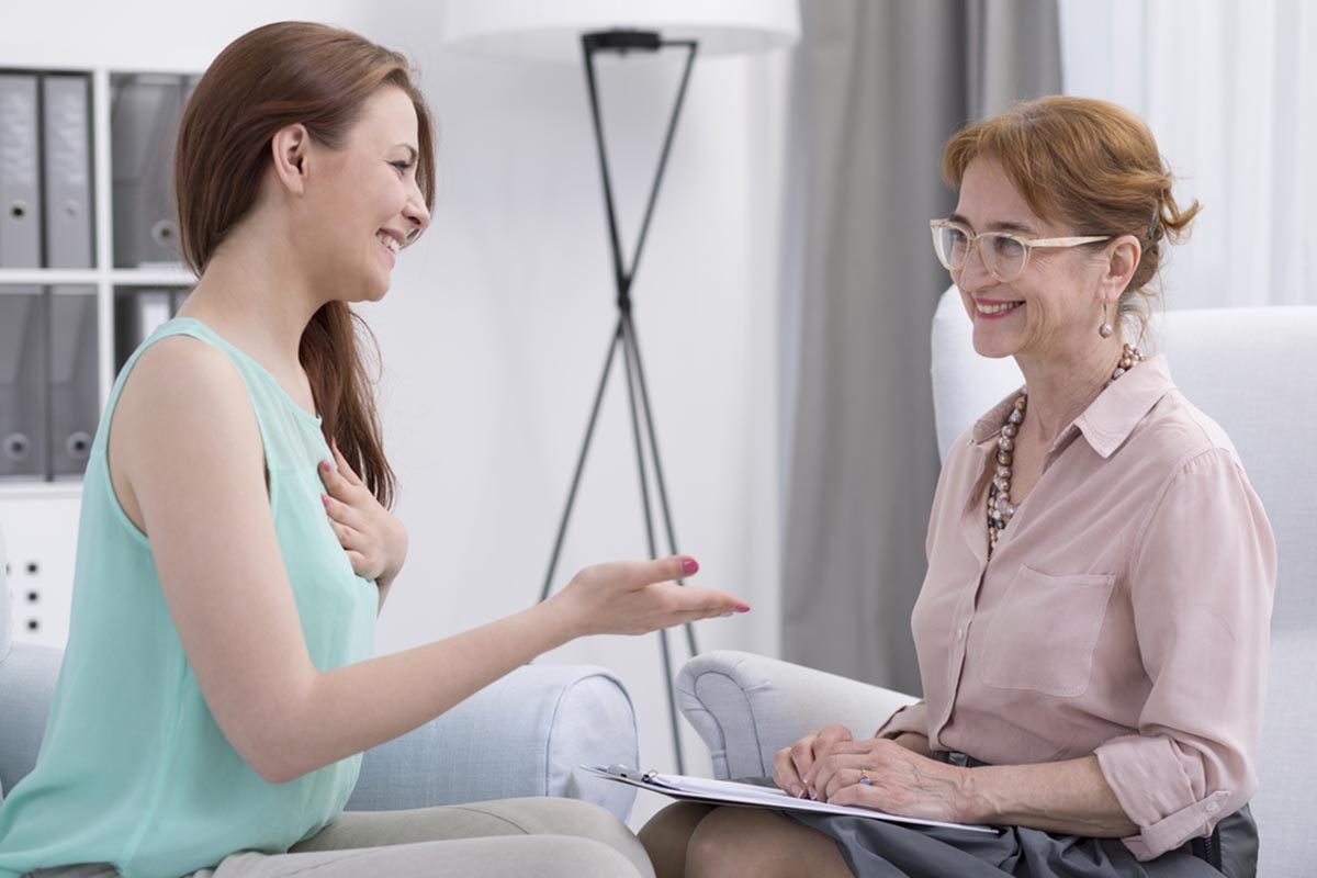 La thérapie fonctionne si vous entendez la voix de votre thérapeute dans votre tête.