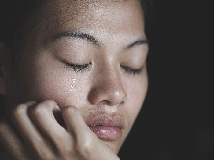 Violence conjugale: vous craignez pour votre sécurité.