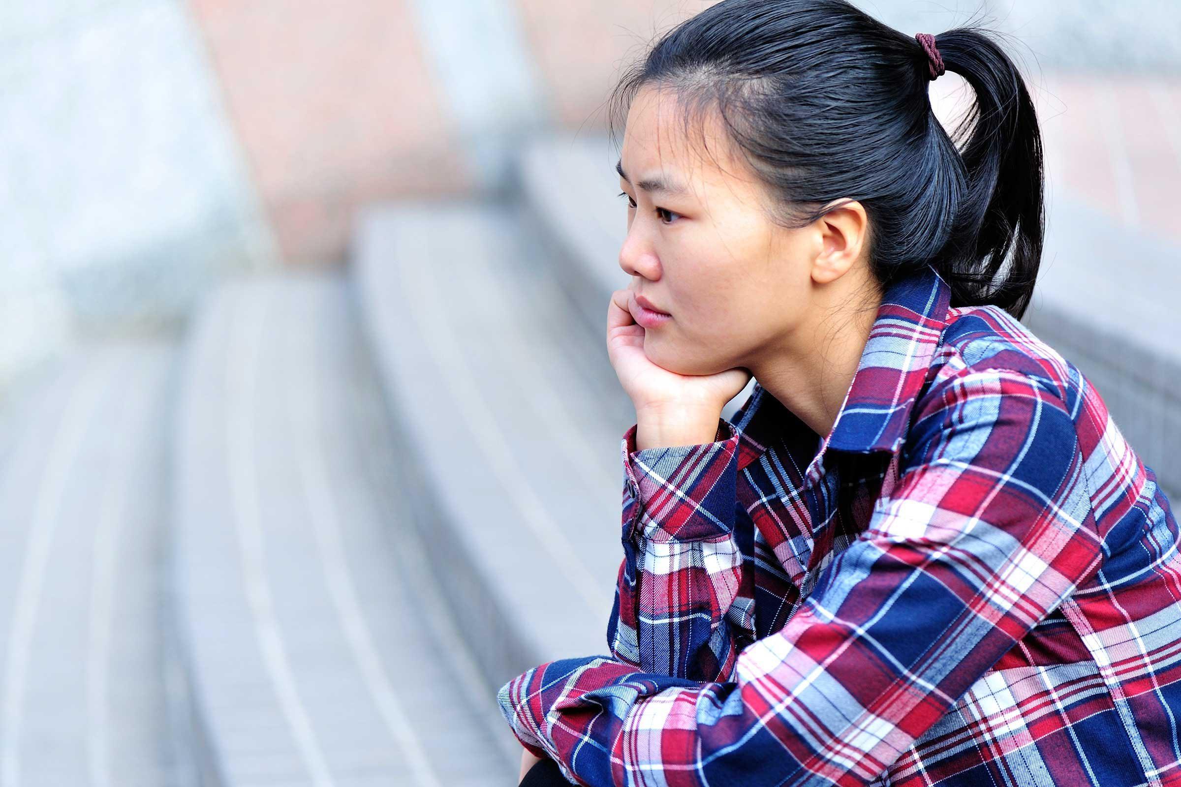 Vitamine D : une carence se manifeste par un sentiment de déprime.