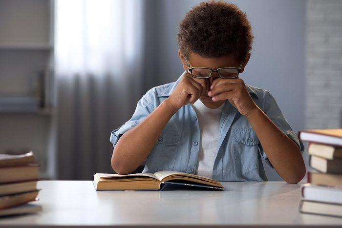 Pour aider vos enfants à faire leurs devoirs, aidez-le à s'organiser.