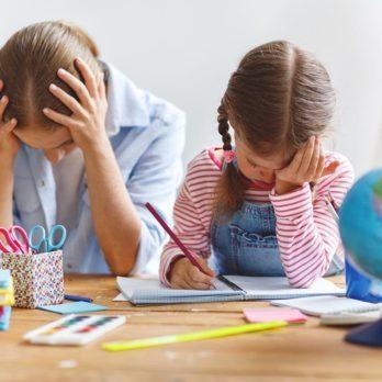 5 trucs pour aider vos enfants à faire leurs devoirs