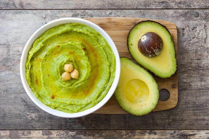 Aliment anti-cellulite : l'avocat.