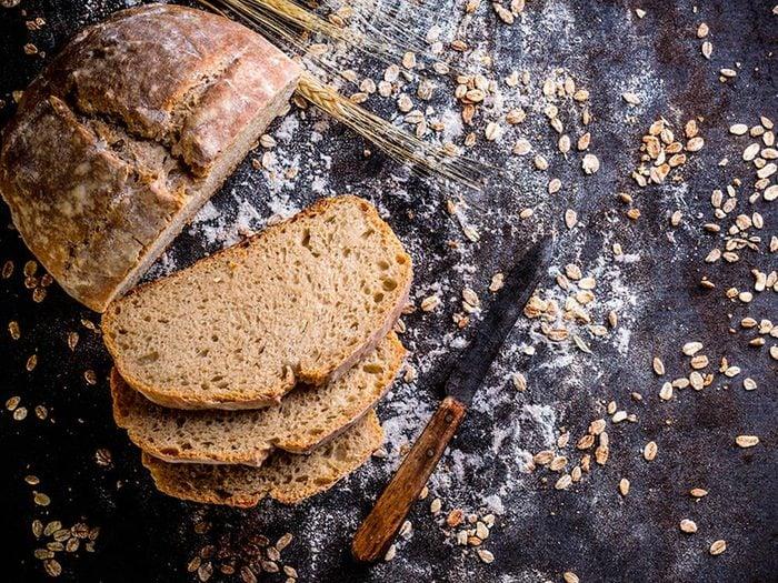 Cancer de la prostate : mangez des céréales entières pour mieux le prévenir.
