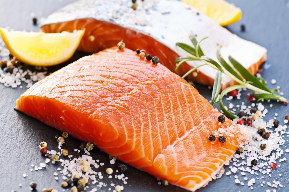 Cancer de la prostate : mangez du poisson riche en oméga-3 pour mieux le prévenir.