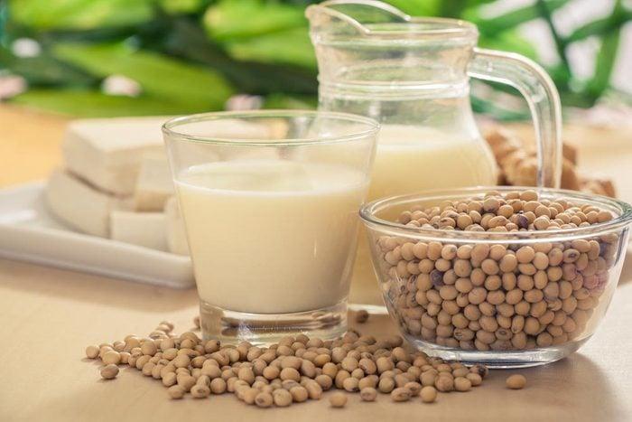 Cancer de la prostate : mangez des produits à base de soya pour mieux le prévenir.