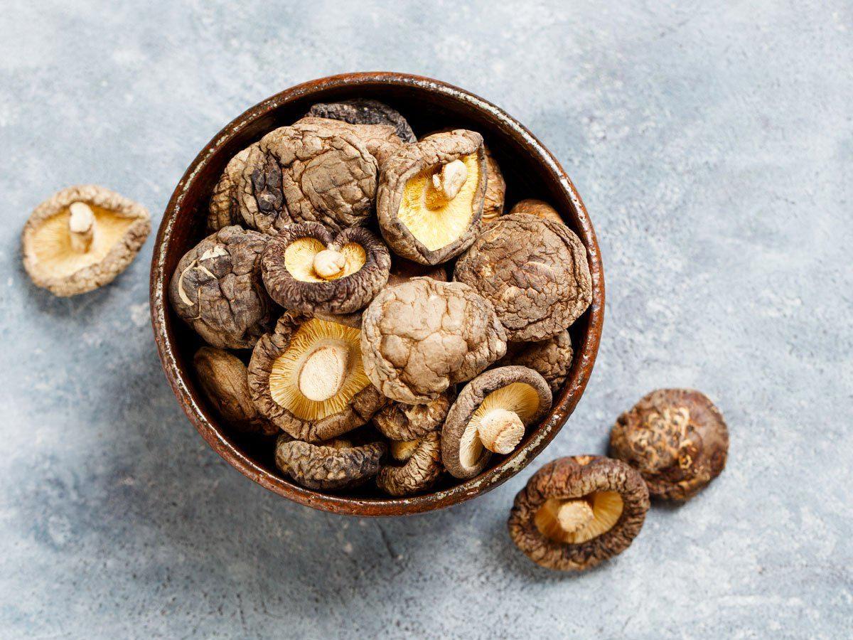 Le champignon aide à prévenir le cancer de la vessie.