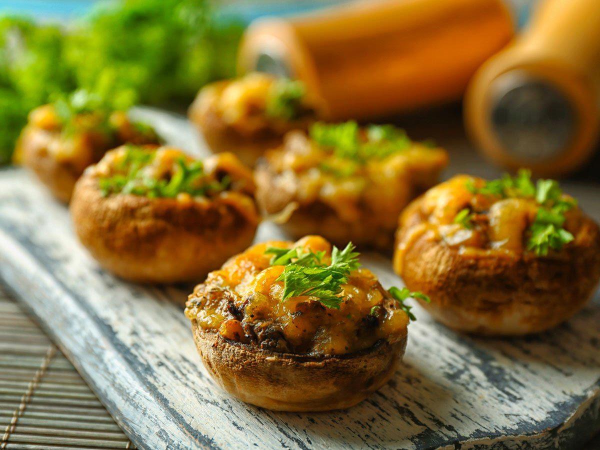 Le champignon contient de la vitamine D.