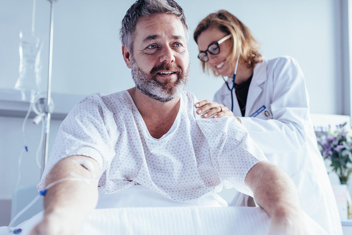 Le risque de crise cardiaque augmente avec la septicémie.