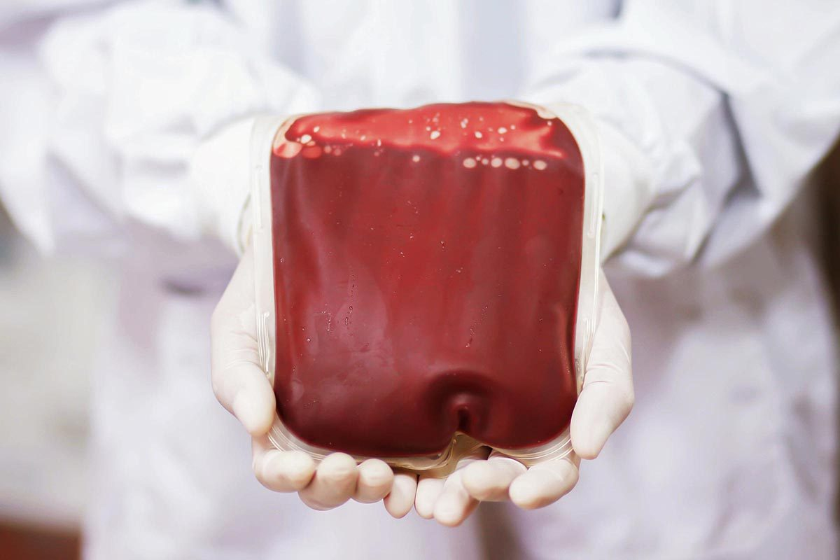Le risque de crise cardiaque augmente avec l'infection du sang.