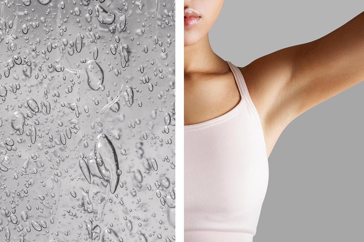 Le désinfectant pour les mains peut être utilisé comme déodorant.