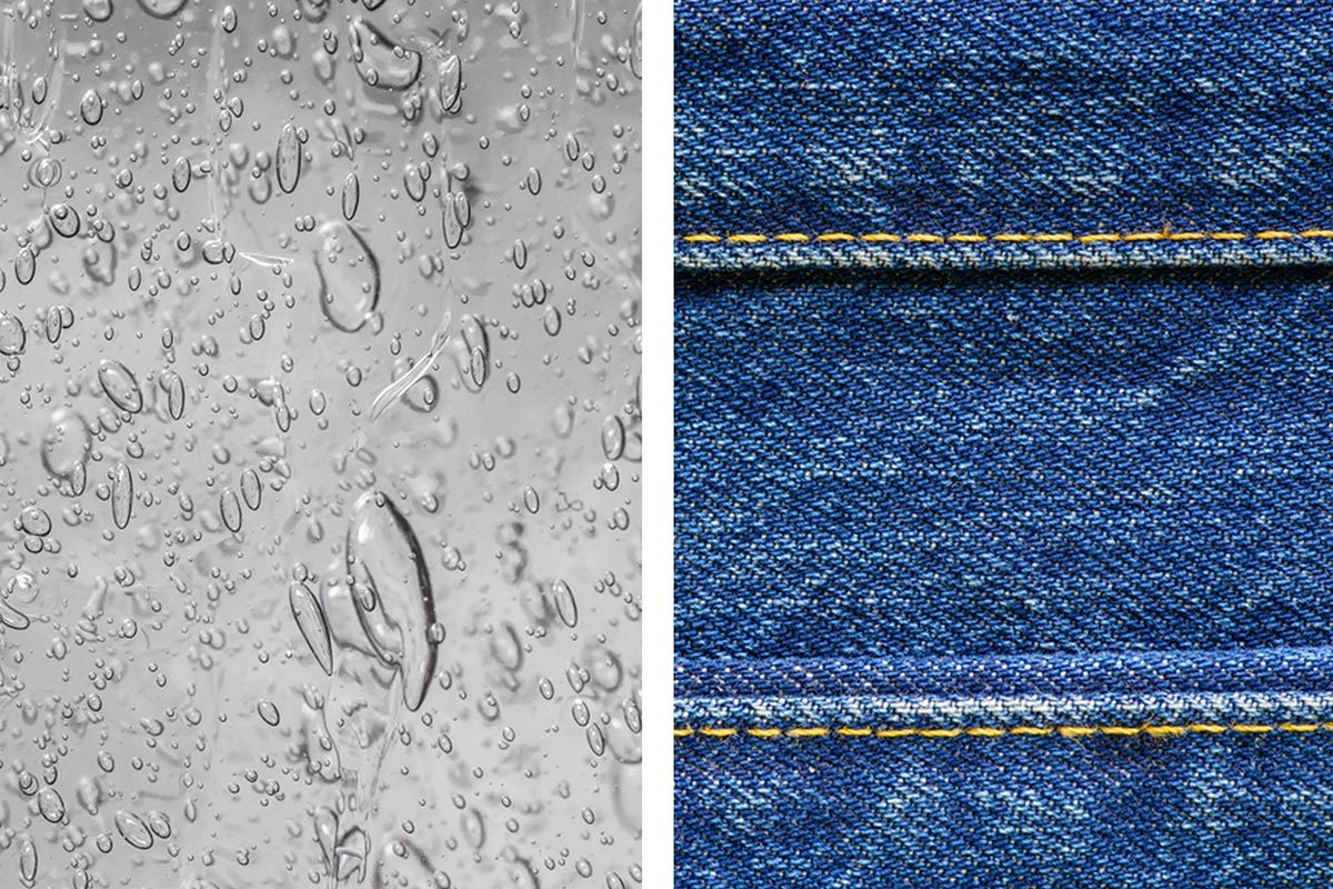 Le désinfectant pour les mains peut servir à enlever un tâche d'encre sur un vêtement.