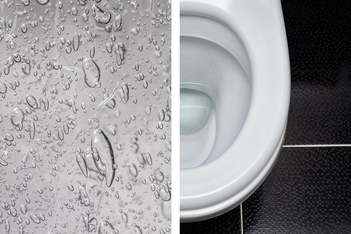 Le désinfectant pour les mains peut servir à nettoyer un siège de toilette publique.