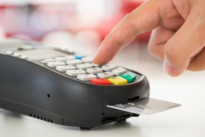 Les dettes surviennent après la période de taux à 0%.