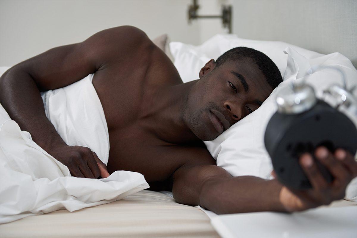 Votre emploi ne vous convient plus si vous avez du mal à vous lever le matin.
