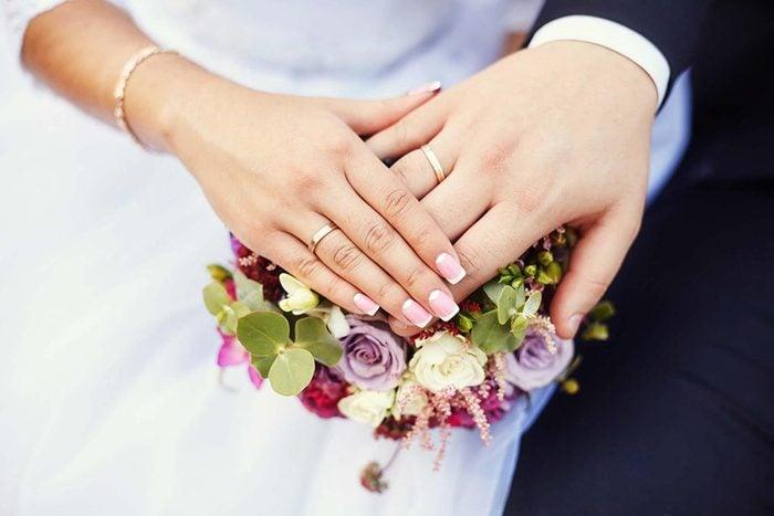L'espérance de vie peut augmenter en vous mariant.