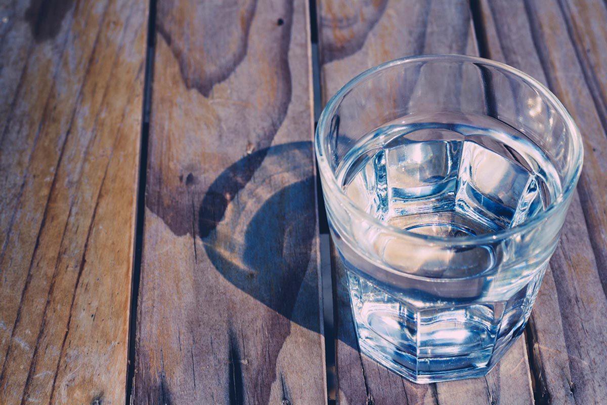 L'espérance de vie peut augmenter en buvant de l'eau.
