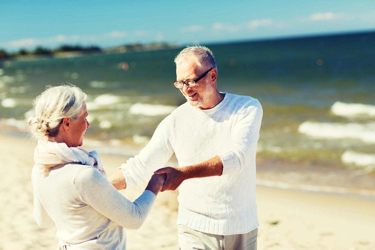 L'espérance de vie peut augmenter en étant reconnaissant.