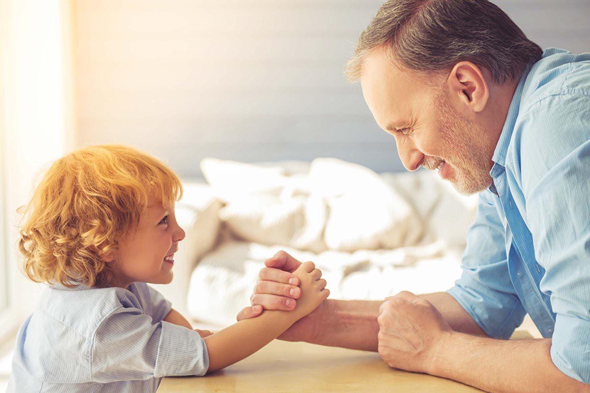 L'espérance de vie peut augmenter en passant du temps avec les petits-enfants.