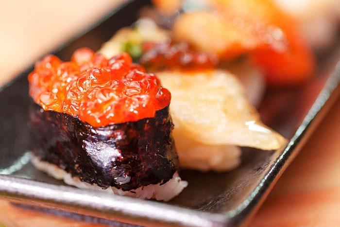 L'espérance de vie peut augmenter en mangeant des plats japonais.