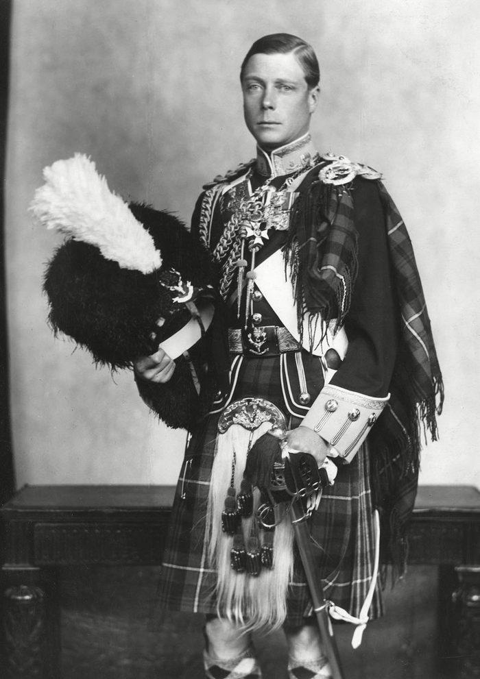 La famille royale a connu une abdication en 1936.