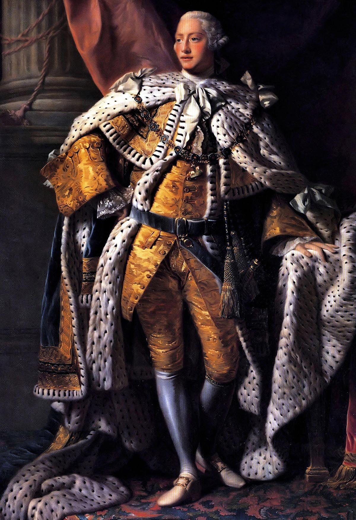 La famille royale a connu une crise de succession en 1817.