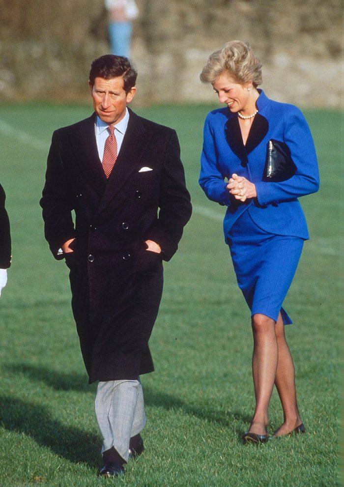 La famille royale a lavé son linge sale en public.