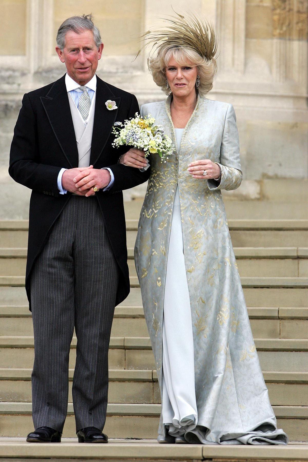 Famille royale : le remariage du Prince Charles et de Camilla a fait scandal.