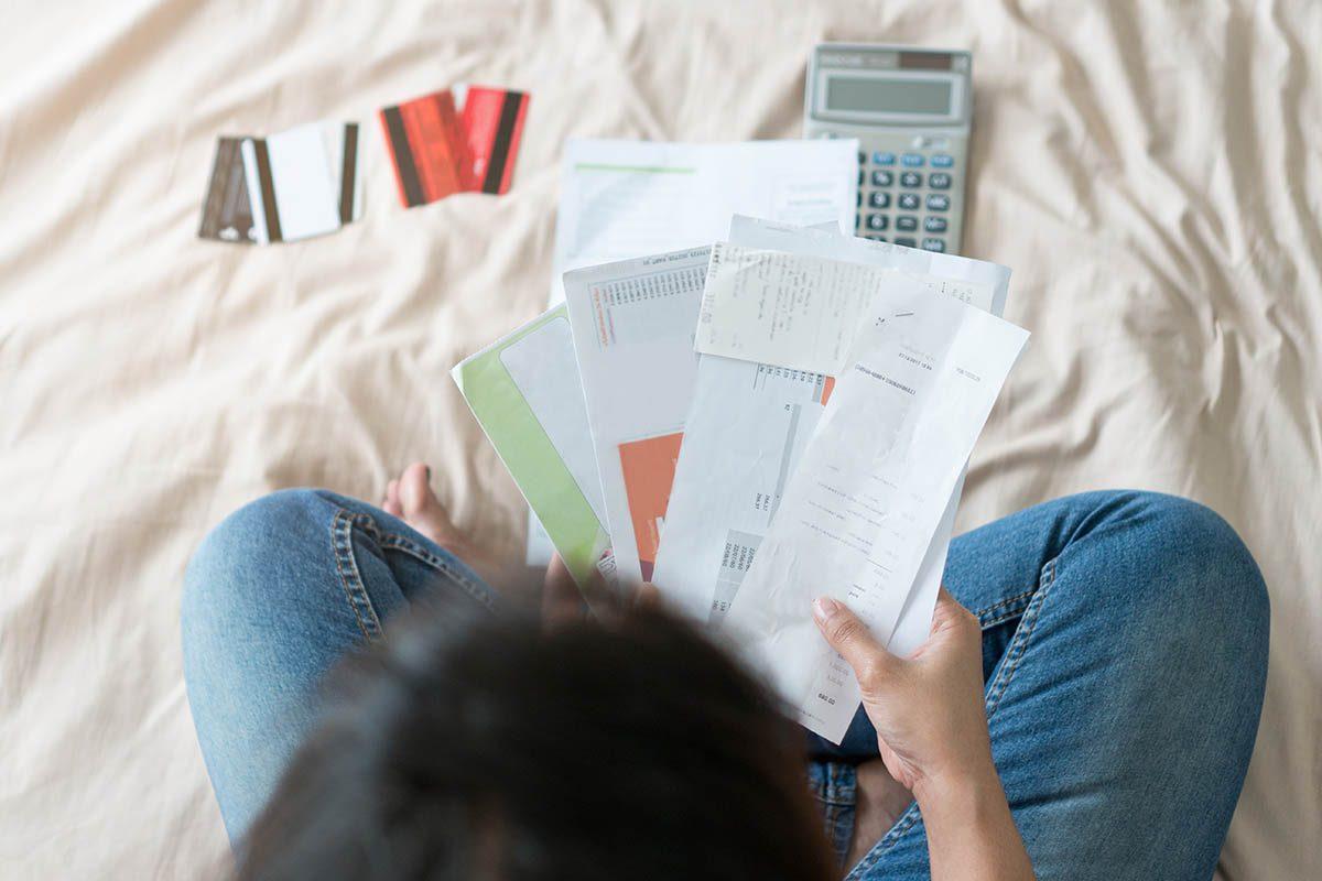 Finances personnelles : calculez le montant de vos passifs.