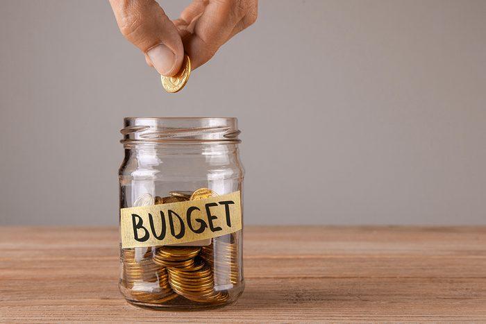 Finances personnelles : établissez un budget.