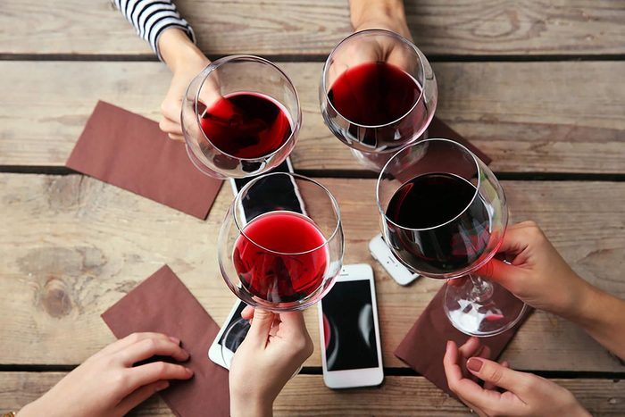 La glycémie peut être améliorée par un composé de vin rouge.